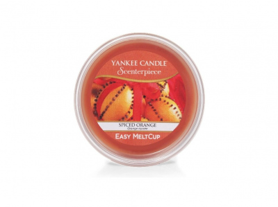 Yankee Candle Scenterpiece Meltcup Vosk Spiced Orange