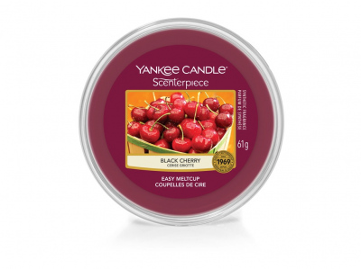 Yankee Candle Scenterpiece Meltcup Vosk Black Cherry