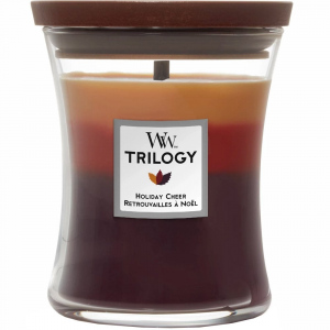 WoodWick Trilogy Holiday Cheer 275g