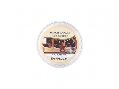 Yankee Candle Scenterpiece Meltcup Vosk Winter Wonder