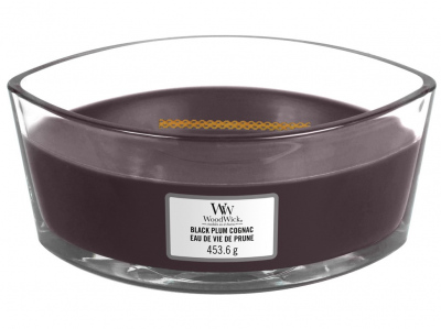 WoodWick Black Plum Cognac 453,6 g