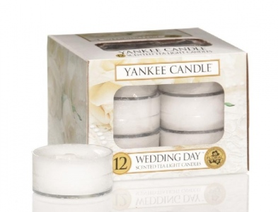 Yankee Candle Wedding Day 12 x 9,8g