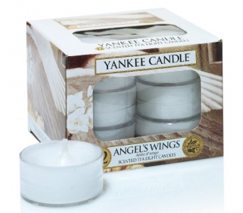 Yankee Candle Angel´s Wings 12 x 9,8g
