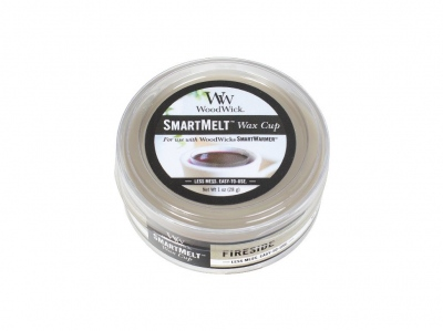 WoodWick Fireside smart melt 28g