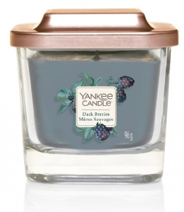 Yankee Candle Elevation Dark Berries 96g