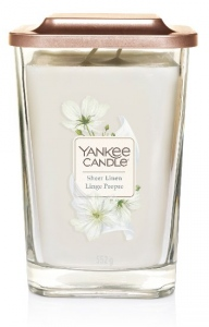 Yankee Candle Elevation Sheer Linen 552g