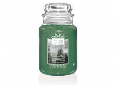 Yankee Candle Evergreen Mist 623g