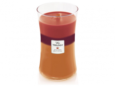 WoodWick Trilogy Autumn Harvest 609,5 g