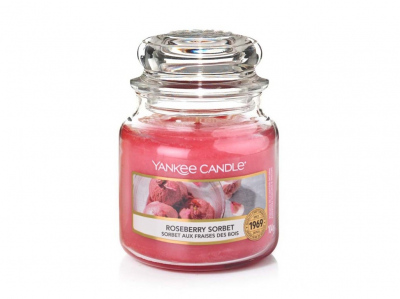 Yankee Candle Roseberry Sorbet 104g