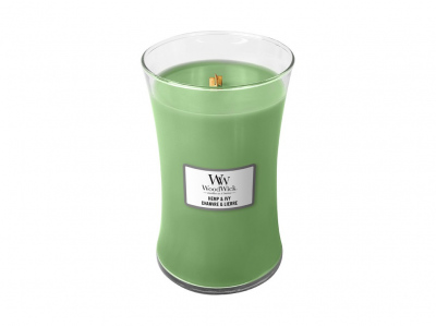 WoodWick Hemp & Ivy 609,5 g