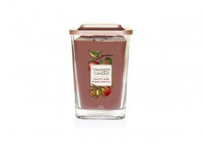 Yankee Candle Elevation Amaretto Apple 552g
