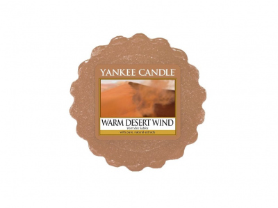 Yankee Candle Warm Desert Wind Vonný vosk do aromalampy 22g