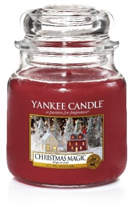 Yankee Candle Christmas Magic 411g