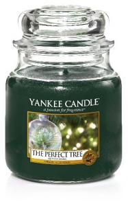 Yankee Candle The Perfect Tree 411g