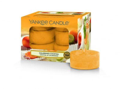 Yankee Candle Calamansi Cocktail 12 x 9,8g