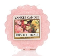 Yankee Candle Fresh Cut Roses Vonný vosk do aromalampy 22g