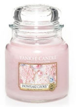 Yankee Candle Snowflake Cookie 411g