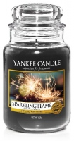 Yankee Candle Sparkling Flame 623 g