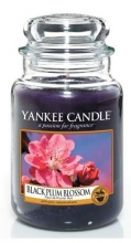 Yankee Candle Black Plum Blossom 623g
