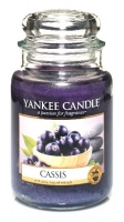 Yankee Candle Cassis 623g