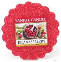 Yankee Candle Red Raspberry Vonný vosk do aromalampy 22g