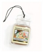 Yankee Candle Christmas Cookie Vůně do auta Luxusní visačka