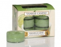 Yankee Candle Vanilla Lime 12 x 9,8g