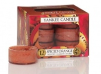 Yankee Candle Spiced Orange 12 x 9,8g