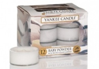 Yankee Candle Baby Powder 12 x 9,8g