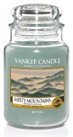 Yankee Candle Misty Mountains 623g
