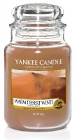 Yankee Candle Warm Desert Wind 623g