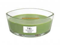 WoodWick Evergreen loď 453,6g