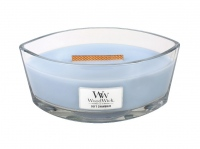 WoodWick Soft Chambray loď 453,6g