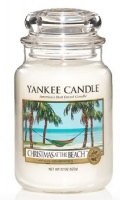 Yankee Candle Christmas At The Beach 623g