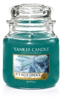 Yankee Candle Icy Blue Spruce 411g