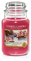 Yankee Candle Frosty Gingerbread 623g
