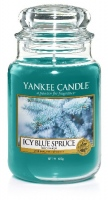 Yankee Candle Icy Blue Spruce 623g