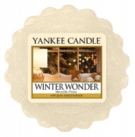 Yankee Candle Winter Wonder Vonný vosk do aromalampy 22g