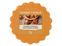 Yankee Candle Golden Chestnut vosk do aromalampy 22 g