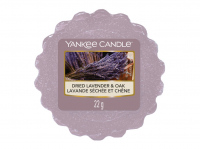 Yankee Candle Dried Lavender & Oak  vosk do aromalampy 22 g