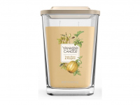 Yankee Candle Elevation Tonka Bean & Pumpkin 552g