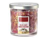 Yankee Candle Red Apple Wreath Christmas Limited 2019 198g