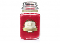Yankee Candle Red Berry & Cedar 623g