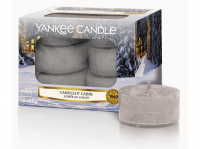 Yankee Candle Candlelit Cabin 12 x 9,8g