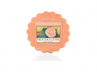 Yankee Candle Delicious Guava Vonný vosk do aromalampy 22g