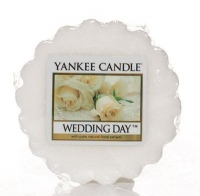 Yankee Candle Wedding Day Vonný vosk do aromalampy 22g