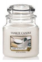 Yankee Candle Baby Powder 411g