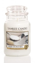 Yankee Candle Baby Powder 623g