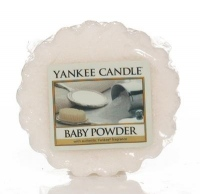 Yankee Candle Baby Powder Vonný vosk do aromalampy 22g