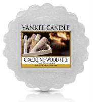 Vonný vosk - Crackling Wood Fire